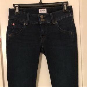 Hudson boot cut denim jeans
